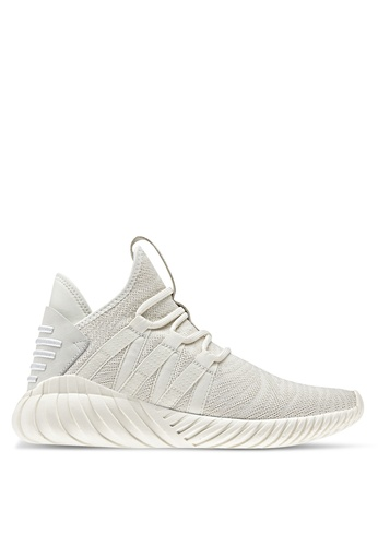 adidas white adidas originals tubular dawn classic shoes AD372SH0SUW4MY_1