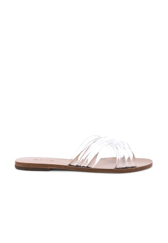 Raye white Ziggy Sandal 23902SH0D6280AGS_1