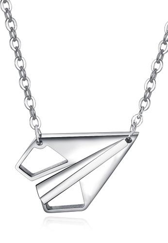 Trendyshop silver Lady's Pendant Necklace 2B6ECACC67E56AGS_1