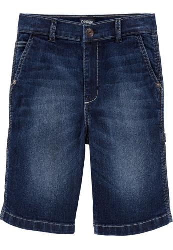 Oshkosh B'gosh blue OSH KOSH Boy Carpenter Shorts 25912KA5F61C4BGS_1