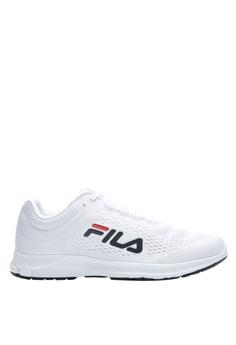 new style 9b2b1 981b9 Fila white Chaser Sports Shoes DC7B5SHA3073F9GS 1
