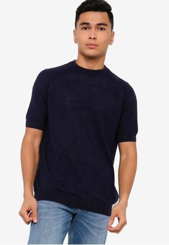 BOSS blue Julios 10217365 T-Shirt 09D09AA2A73465GS_1