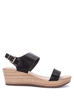 b0d6b7222122 Shop CLN Wedge Sandals for Women Online on ZALORA Philippines