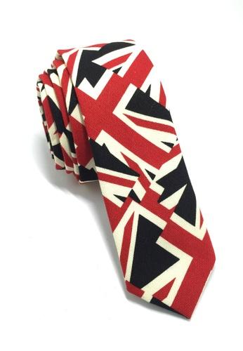Splice Cufflinks Potpurri Series Design Cotton Tie SP744AC71QMYSG_1