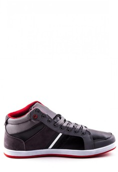 Evans High Cut Sneakers