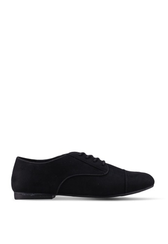 Call It Spring black Balinia Derby Shoes EB9A8SH487A557GS_1