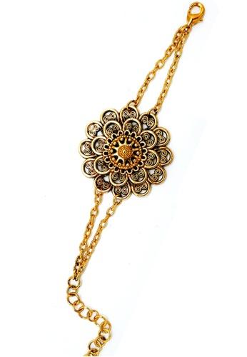 Paulini gold Bracelet Anggun-KN (AG) PA011AC48EFVMY_1