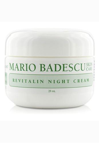 Mario Badescu MARIO BADESCU - Revitalin Night Cream - For Dry/ Sensitive Skin Types 29ml/1oz 184B3BE5EA6C46GS_1