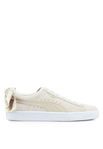 Suede Zalora Shoes Bow Puma Online Varsity Buy On Sportstyle Prime CnBOwTzTtq