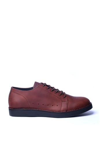 Toods Footwear brown Toods Footwear Alpine - Cokelat AC544SH0467E96GS_1