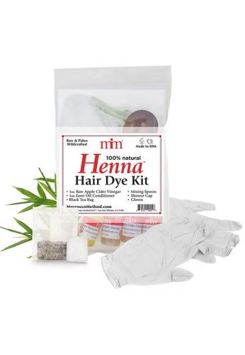 Morrocco Method Henna Hair Dye Kit 34439BE67841F5GS_1