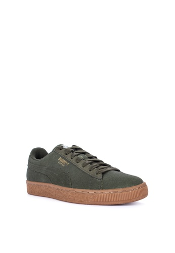 Shop Puma Suede Classic Sneakers Online on ZALORA Philippines c60b4a621