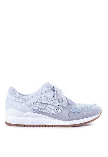 ASICSTIGER grey GEL-Lyte III Sneakers AS118SH33KFEPH_1