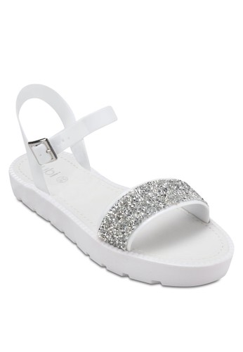 Moss Jelly Sesprit 童裝andals, 女鞋, 涼鞋