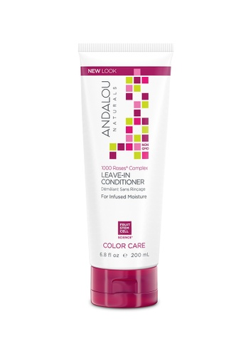 Andalou Naturals 1000 Roses Complex Colour Care Leave in Conditioner AN136BE0HAH2SG_1