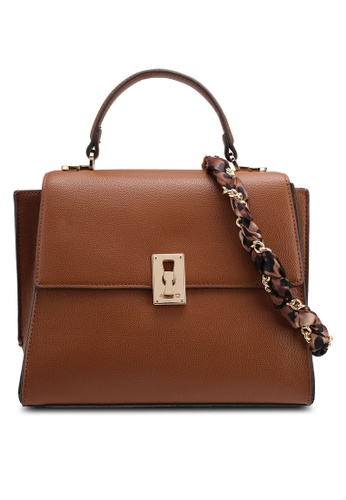 ALDO brown Magnasco Handbag 4F341AC94FDF28GS_1