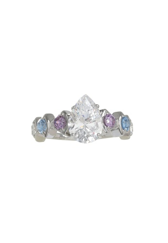 Arte Madrid blue and purple Arte Madrid Tropical Dream Twilight Glow Ring 967F8AC653656DGS_1