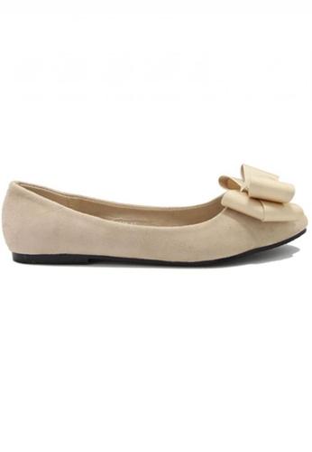 My Ballerine beige My Ballerine - Brianna comfort ballerina (Beige) 3F5EASHB7E6A54GS_1