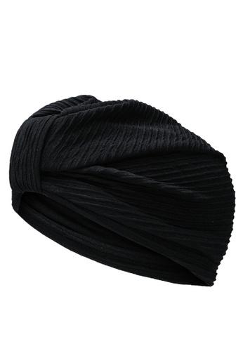 ALDO black Kaendatlan Turban FC4D4AC5682D75GS_1