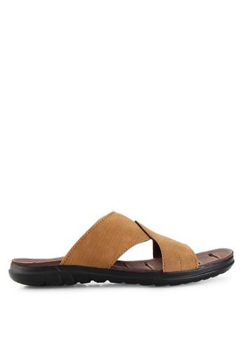 Dr. Kevin brown Sandals & Flip Flops Sandals 17202 Leather DR982SH95MIIID_1
