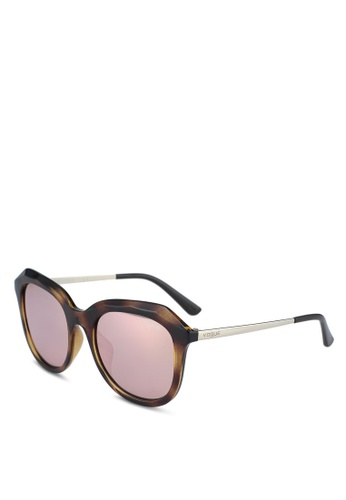 a9263e444d Buy Vogue Vogue VO5198SD Sunglasses Online on ZALORA Singapore