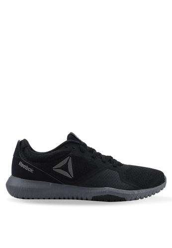 7394aef34f03f5 Reebok black Training Core Flexagon Force Shoes 60660SH5A9B7F2GS 1