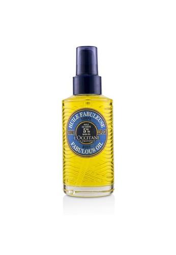 L'Occitane L'OCCITANE - Shea Oil 5% Body Fabulous Oil 100ml/3.3oz 971C7BE977EC99GS_1
