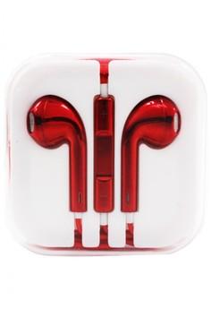Metallic Model Stereo Earphones/Headset for iPhone