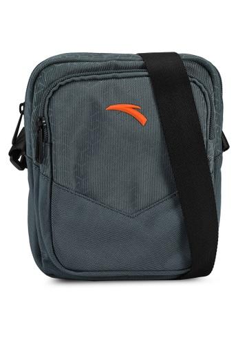 Anta green Sports Classic Satchel Bag D1F06AC20374E8GS_1