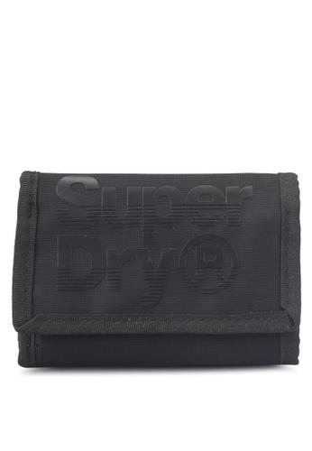 Superdry black Lineman Wallet 83A73AC3869B6EGS_1