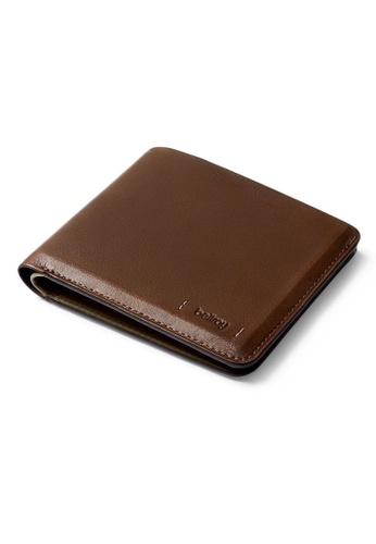 Bellroy brown Bellroy Hide & Seek Wallet HI (Premium Edition) - Darkwood C1F7EAC950552AGS_1