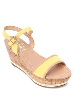 Jones Wedge Sandals