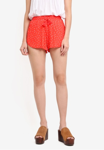 Factorie red Dreamer Shorts FA880AA0SKJ9MY_1