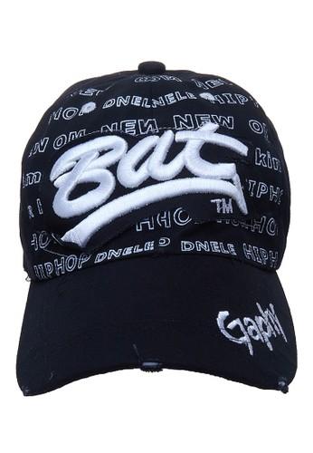 Hamlin black Hamlin Drsh Topi Baseball Snapback Pria & Wanita Graphy Design Resizable Strap Material Cotton ORIGINAL - Black 924A0ACAC59602GS_1
