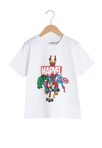 LC Waikiki white Printed T-Shirt 05457KAFF97095GS_1
