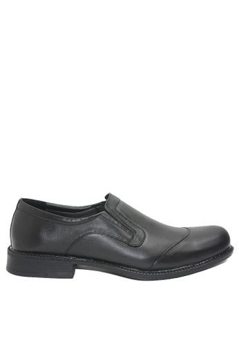 Dr. Kevin black Dr. Kevin Men Dress & Bussiness Formal Shoes 13394 - Black 0ECF7SH9795175GS_1