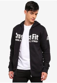 Reebok CrossFit F.E.F. Zip Hoodie Men