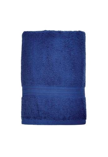 Martex Set Of 2 Martex (USA) Classic Range 100% Combed Cotton Bath Towel 76x142cm / 677g 0BD06HLD52F6D0GS_1