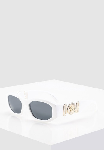 6f57aede0638 Versace white Versace VE4361 Sunglasses DA616GL11080BAGS 1
