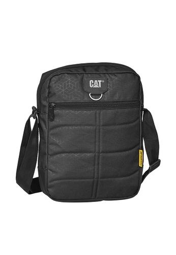 CAT black CAT Millenial Classic Ryan Tablet Bag Black 45601ACBC73DE0GS_1