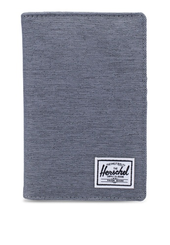 Herschel grey Search RFID Wallet F1A8CAC1424126GS_1