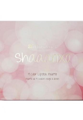 BH Cosmetics multi BH Shaaanxo - 18 Color Eyeshadow & Lipstick Palette BH784BE47VAASG_1