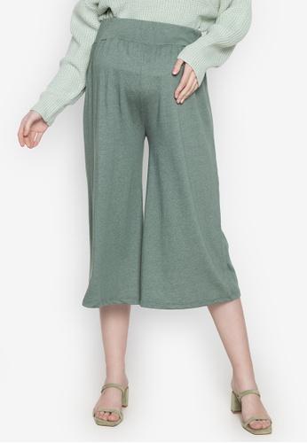 Amelia green Maternity Pants Terry E66F2AAF1812AFGS_1