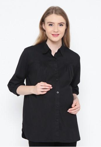 Chantilly black Chantilly Button Down Shirt 21002 BK 48BD5AA06F9F44GS_1