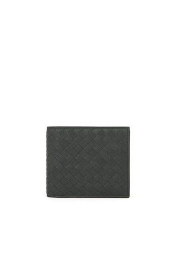 BOTTEGA VENETA black Wallet in Intrecciato VN AA719ACF82CECBGS_1