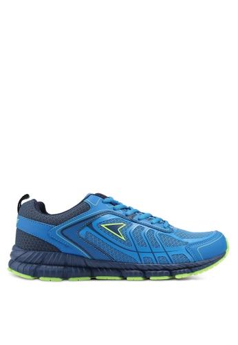 Power blue Athletic Running Shoes 1EC1ESH3CCACA0GS_1