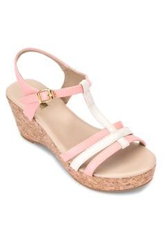 Arabelle Wedge Sandals