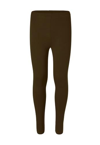 Gen Woo green Olive legging A5B92KAEA2C053GS_1