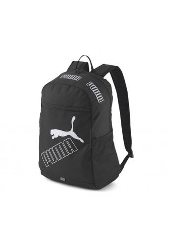 PUMA black Phase Backpack II 9198FACA1BAF15GS_1