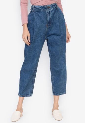 fa136984e684 Shop Spring Fling Baggy Denim Pants Online on ZALORA Philippines